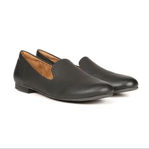 Natural Soul Ashley Black Loafers